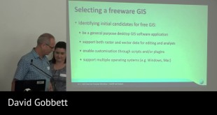 QGIS Australia User Meetup 2017: QGIS tools for precision viticulture and agriculture