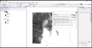 removing clouds from aerial photographs/satellite imagery in ArcGIS