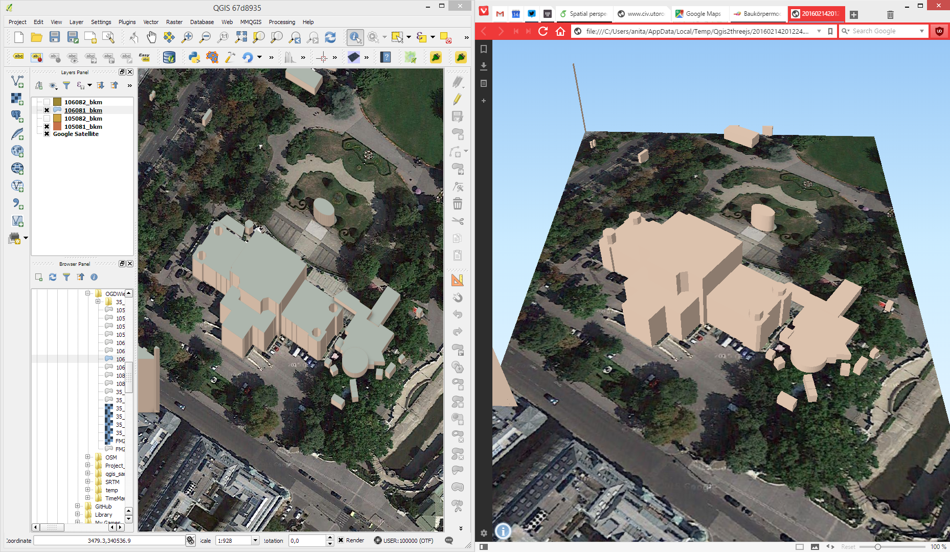 Top 10 open source gis software for 3d maps gumiabroncs Image collections