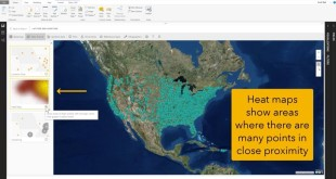 ArcGIS Maps for Power BI Tip: Aggregate Your Data