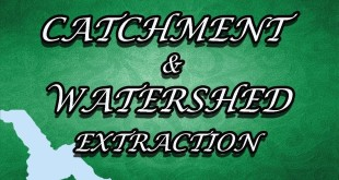 Catchment and watershed extraction