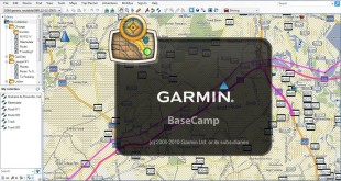 Garmin Basecamp How to create Route track and waypoint