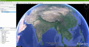 Georeferencing Satellite Image in ArcGIS
