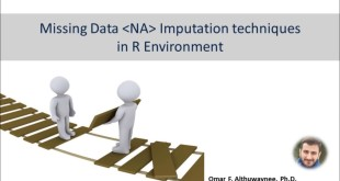 How to Fill NoData (NA) with Advanced Imputation Techniques in R