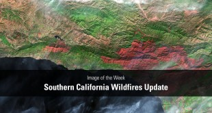 Image of the Week – Southern California Wildfires Update