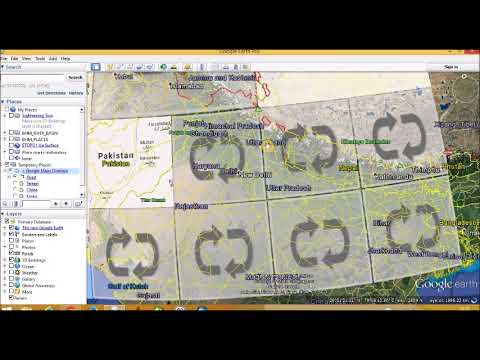 Google Earth Map Overlays Road Maps Terrain Relief And Many More