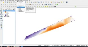 HOW TO CREATE CONTURS BY ELEVATION POINTS USING QGIS