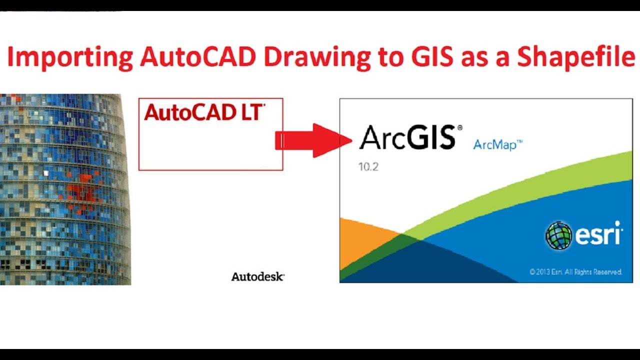 Drawing Lines In Quantum Gis : Importing autocad drawing to arcgis as a shapefile very