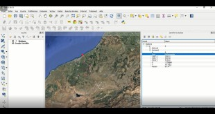 Importing GPS data (Excel ) to QGIS