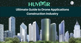 Ultimate Guide to Drone Applications-Construction Industry – Deviation Detection