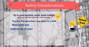 Ultimate Guide to Drone Applications-Construction Industry – Safety Considerations