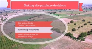Ultimate Guide to Drone Applications-Construction Industry – Factors for Site Purchase