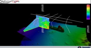 Using Visualization Tools in the Processing, Analysis & Fusion of Seafloor Information